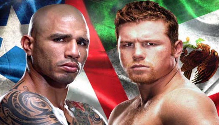 "Miguel Cotto vs. Saul ""Canelo"" Alvarez, Nov. 21st – HBO PPV – 9pm ET / 6 pm PT"