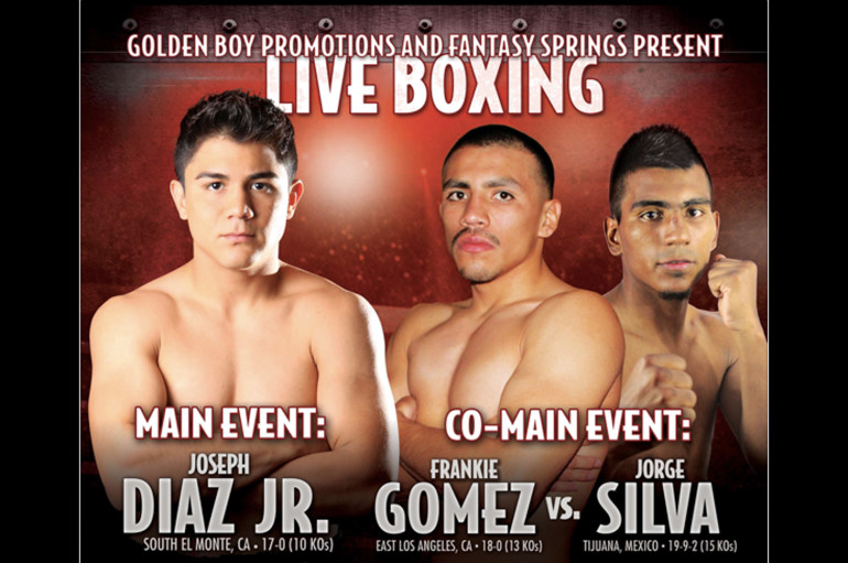 Oct. 23rd – Joseph Diaz Jr. Headlines GBP's  Boxeo Estelar on Estrella TV