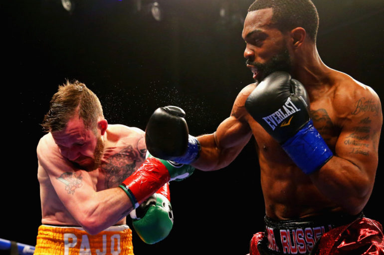 Gary Russell Jr. Impressive in Victory