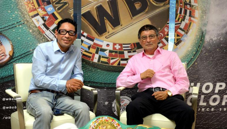 """WBC PRESENTS """"EL PUNTO DE VISTA MAGNIFICO"""" WITH HOSTS ISRAEL """"EL MAGNIFICO"""" VAZQUEZ AND MIGUEL ANGEL CEBREROS"""