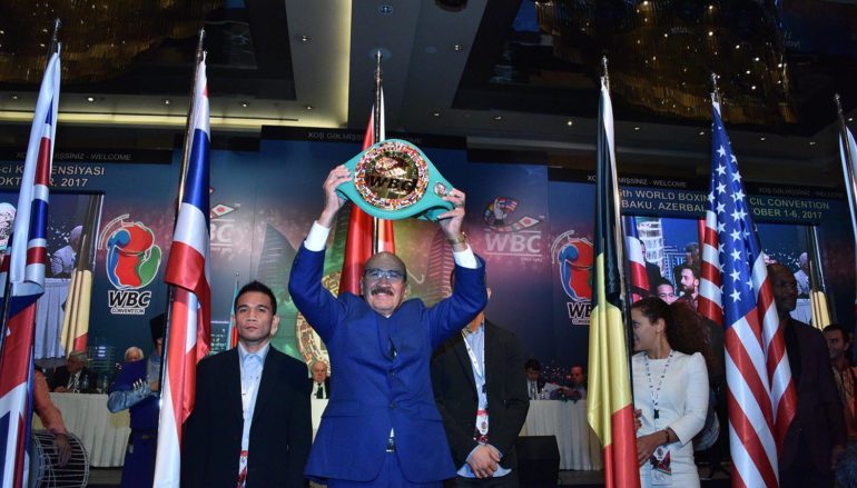 Photos: 55th WBC Convention Inauguration in Baku, Azerbaijan