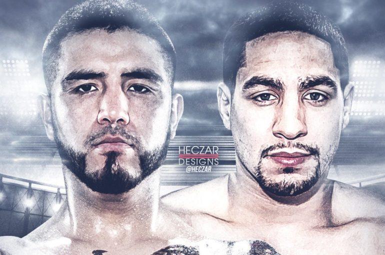 """""""Bam Bam"""" Brandon Rios vs Danny Garcia, Feb 17 in Las Vegas"""