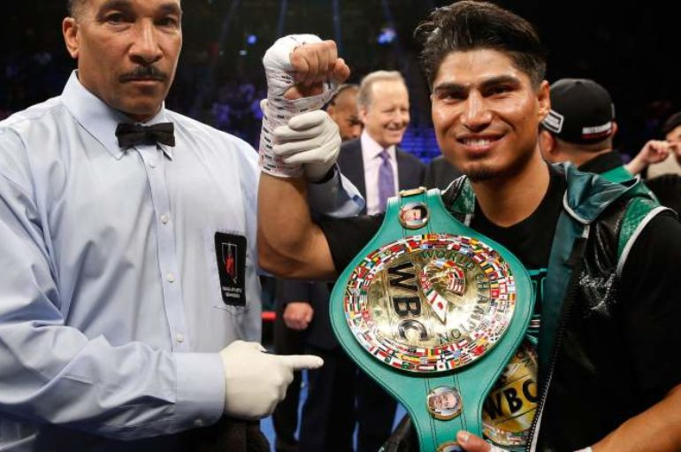 VIDEO: Mikey Garcia speaks on Lomachenko's win over Rigondeaux