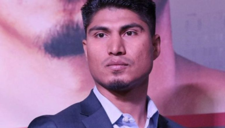 Mikey Garcia says he wants Errol Spence Jr. at end of 2018