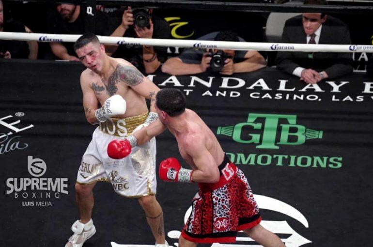 Garcia Grabs A KO Victory Over Rios, Winning The WBC Title Eliminator