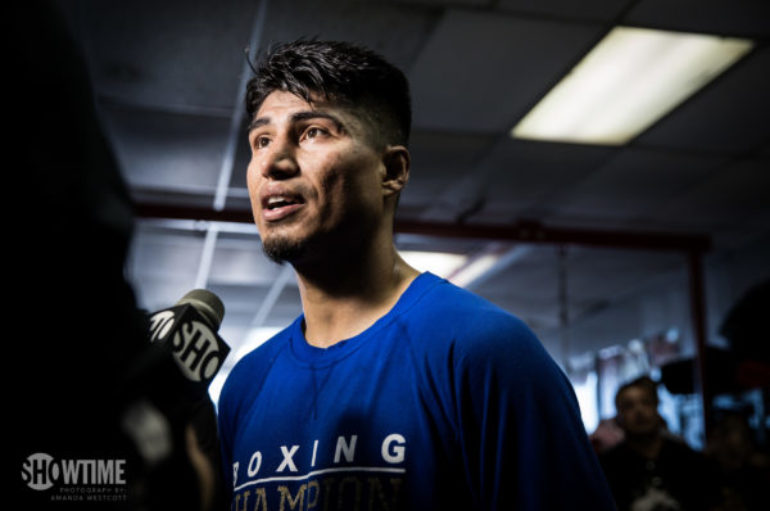 Mikey Garcia Looks to Make History Saturday Night in Texas
