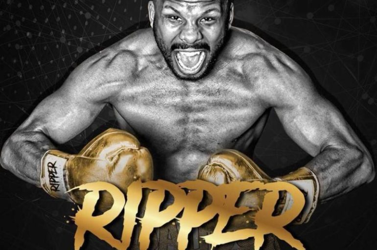 """TWO-DIVISIONWORLD CHAMPION BADOU JACK """"THE RIPPER"""" TO HOST LAUNCH OFRIPPER NUTRITIONSPORTS  SUPPLEMENT LINE"""