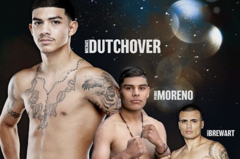 Michael Dutchover Battles Ruben Tamayo Friday Night