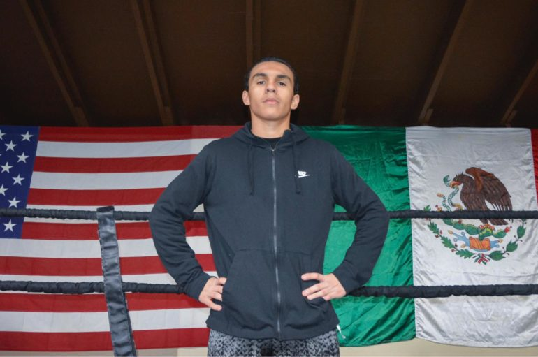 Joseph Landeros Looks to Finish 2018 With a Bang