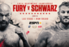 The Gypsy King Returns: Tyson Fury to Defend Lineal Heavyweight Title Against Tom Schwarz June 15 at MGM Grand in Las Vegas on ESPN+