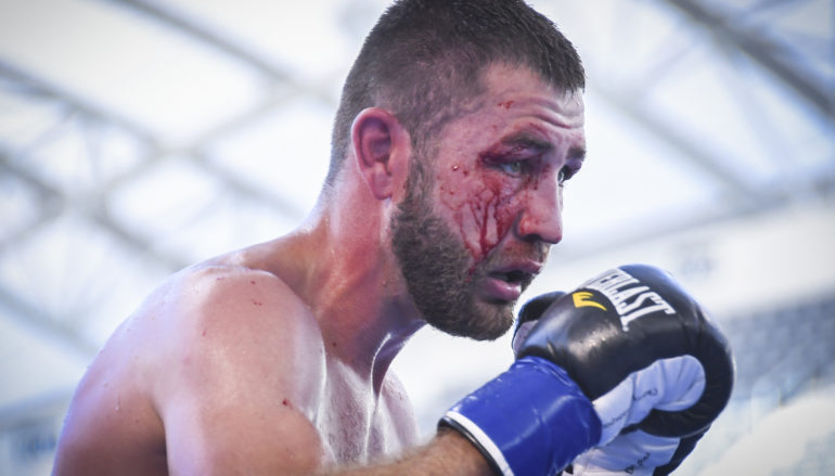 Life, Death, Boxing, Faith and the Perseverance of Chris Van Heerden