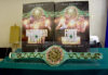(Photos) WBC Mayan Belt Presentation