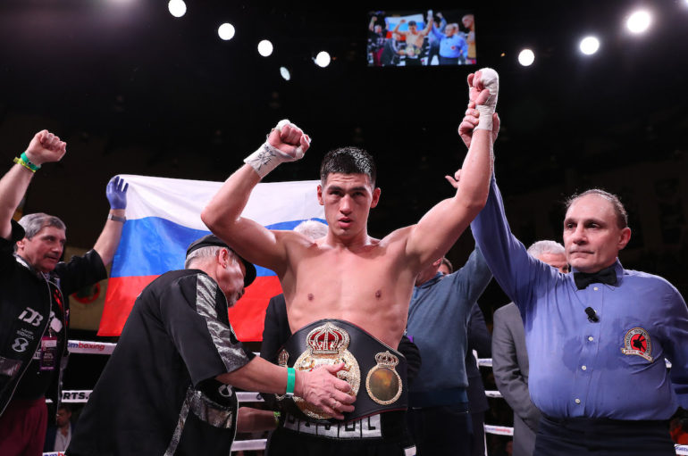 BIVOL DEFENDS WORLD TITLE AGAINST CASTILLO IN CHICAGO