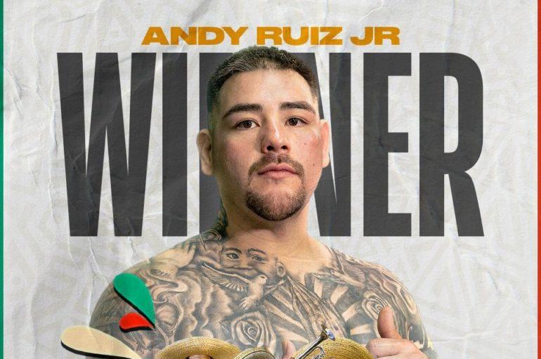 Andy Ruiz Survives a war with Chris Arreola