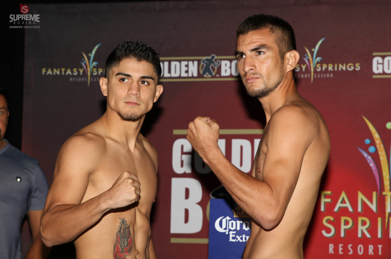 GBP Weigh Ins – Fantasy Springs