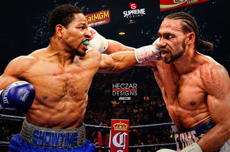 Keith Thurman vs Shawn Porter March 12, tickets on sale now