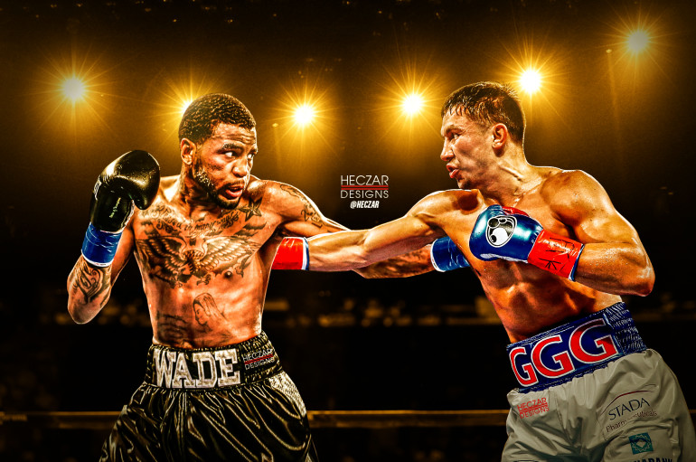 Gennady Golovkin to face Dominic Wade, April 23