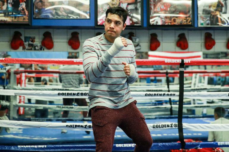 Boxer Omar Figueroa training camp notes: July 15 PBC on FOX/FOX Deportes fight against Robert Guerrero