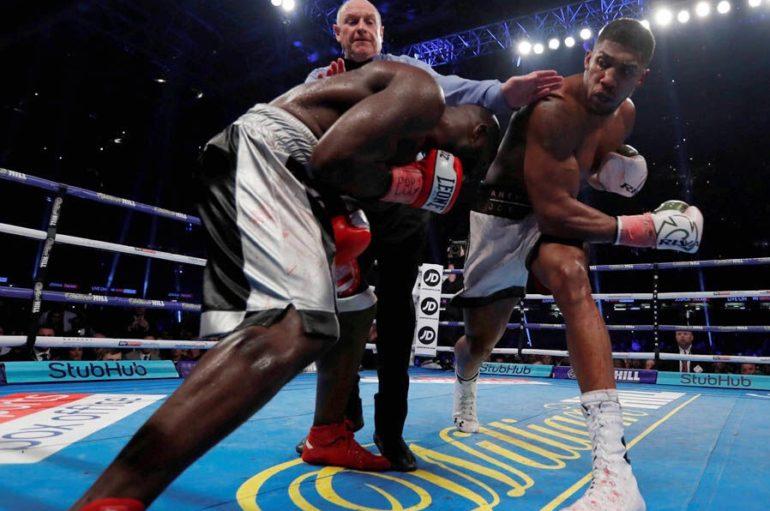 VIDEO: Fight Night: Anthony Joshua [Showtime]
